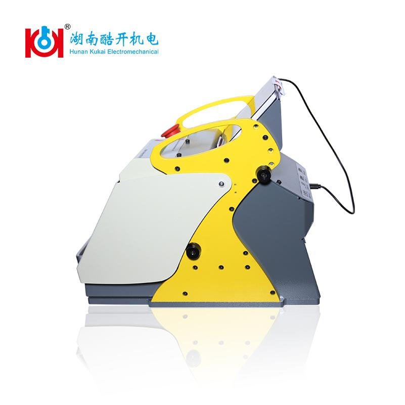 SEC E9 full automatic key cutting machine for car and home keys 2