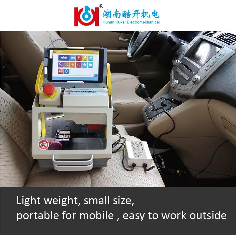 Auto Copy Good Price Professional Car Key Machine 2