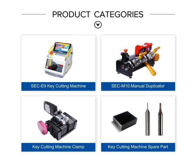 Auto Copy Good Price Professional Car Key Machine 3