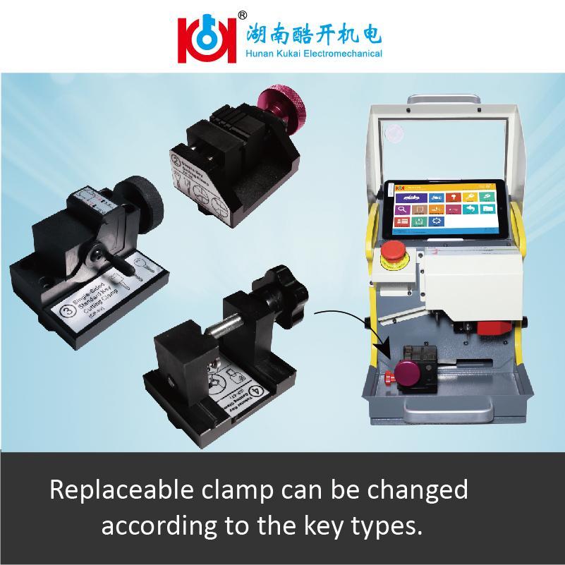 Factory OEM Best Serive Locksmith Cutting Key Machine 2