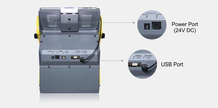 Bulk Supply Key Duplicate Machine for Car Keys 5