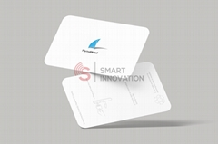 Salto Business Hotel Paper Hotel Key Card