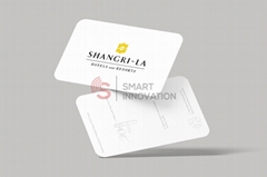 Saflok Business Hotel Paper Hotel Key Card