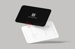 Durable Motel Paper Hotel Key Card