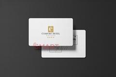 F08 High Quality Plastic Hotel Key Card
