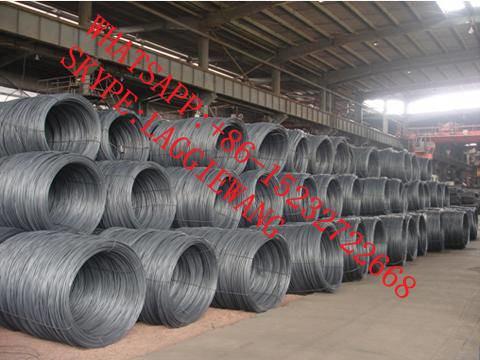 SAE1006/SAE1008 wire rod 2