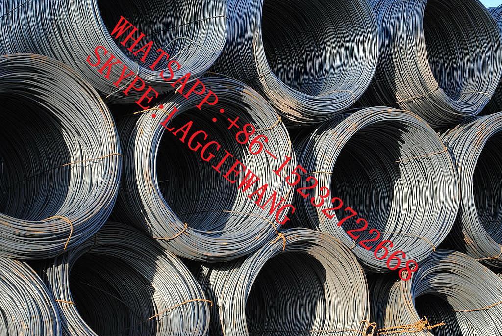 SAE1006/SAE1008 wire rod 5