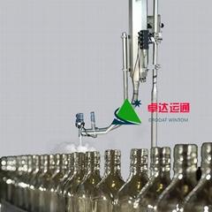 铝罐饮料液氮加注机 液氮加注系统 矿泉水液氮加注