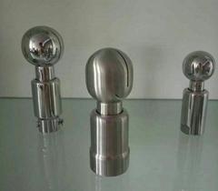 衛生級不鏽鋼旋轉式清洗球