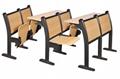 Folding Student Desk Chair School Desk &