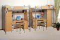 Wooden School Dormitary Bed Furniture
