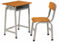 Classroom furniture student desk and chair 1