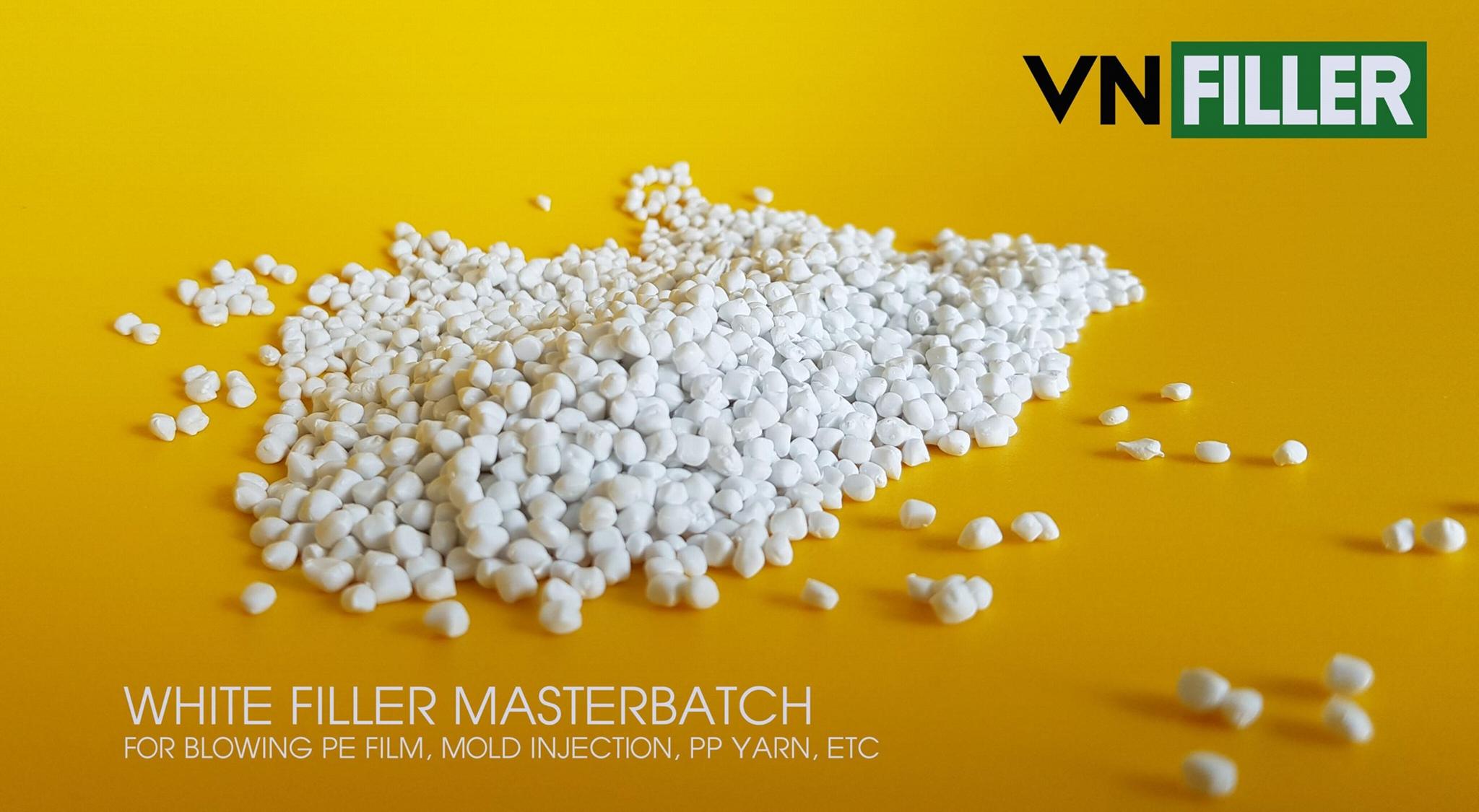 Calcium Carbonate Masterbatch 1