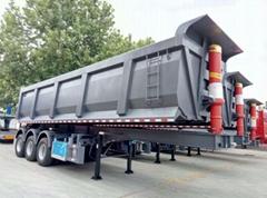 CIMC Dump Trailer for Construction materails transportation