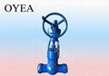 Power Station Pressure Seal Motorized