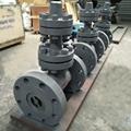 API DIN GOST Standard Cast Steel Forged