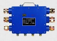 礦用本安電路用接線盒JHH-3A分線盒大口徑