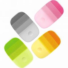 USB防水电动硅胶声波洁面仪