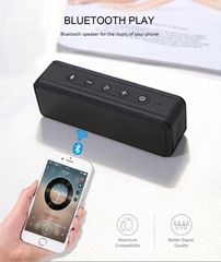 Anker type bluetooth speaker with AUX
