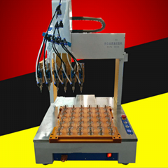 Automatic tank filling machine for electronic cigarette
