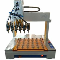 Disposable CBD atomizer electronic cigarette auto filling machine