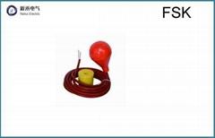 FSK Mercury Float Switch
