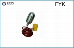 FYK Stainless Steel Mercury Float Switch