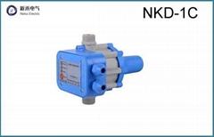 NKD-1 水泵压力开关(常规款,调压款,欧插款,程序款)