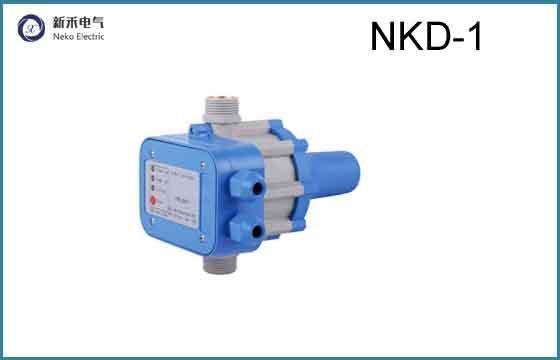 NKD-1 水泵壓力開關(常規款,調壓款,歐插款,程序款) 2