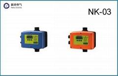 NK-03水泵專用變頻控制器