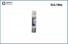 SUL180a 220V-240V 50-60Hz 24 hour DIN-rail Analogue Timer Switch