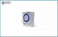 TB388 220V-240V 50-60Hz 24 hour Analogue Time Switch, Electronic Analog timer