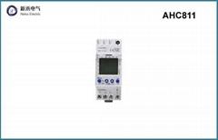 AHC811 220V-240V 16A DIN Rail LCD Digital Timer, Timer Switch Price