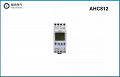 AHC812 220V-240V Programmable Time Switch, Digital Time Switch