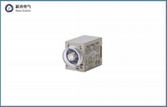 AH3 On-Delay Version Multi Range Time Delay Relay 50/60Hz time delay relay
