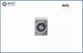 AH3 On-Delay Version Multi Range Time Delay Relay 50/60Hz time delay relay