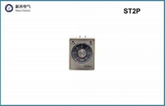 ST2P On-Delay Version Time Limit Multi Range Analogue Time Delay Relay