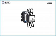 CJ-19 capacitor contactor