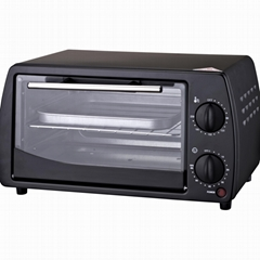 HOPZE mini electric toaster oven