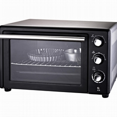 HOPEZ Baking Bread Convection Countertop Toaster Oven