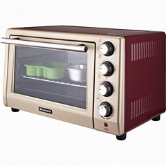 HOPEZ 30L Mechanical Toaster Oven