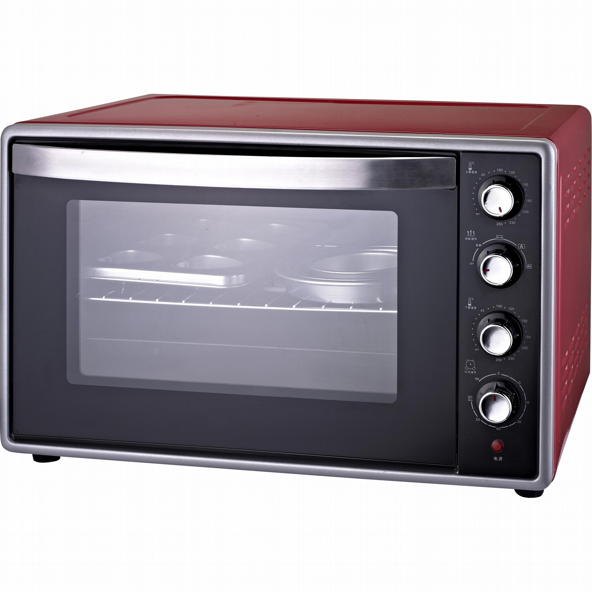 HOPZE 38L high quality multi-functional household toaster oven as 1