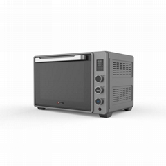 HOPEZ Electrical High Quality Efficient Toaster oven with Timer and The