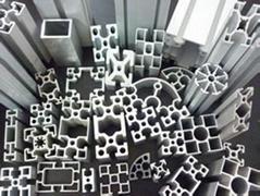 6063-T4铝棒6063-T6铝型材销售