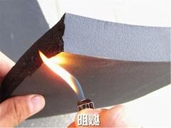 黑色橡膠發泡保溫棉