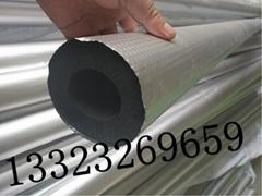 網格方格玻纖布加觔鋁箔橡塑保溫棉板管