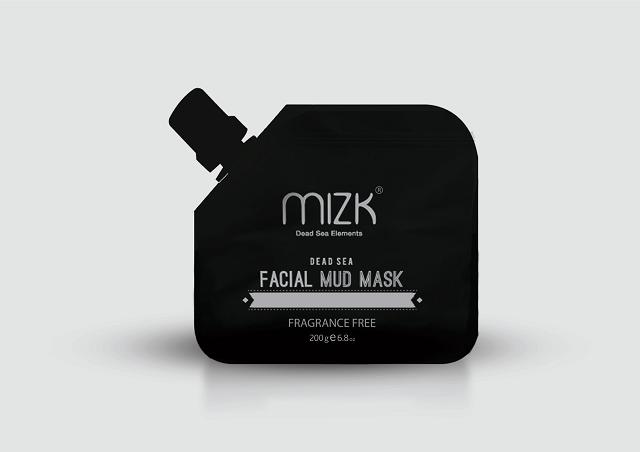 Facial Mud Mask 1