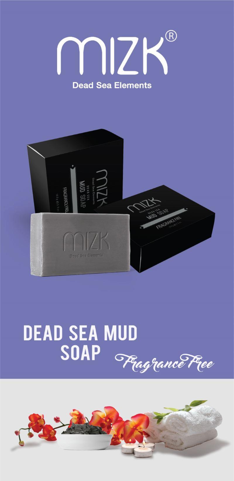 Dead Sea Mud Soap 2