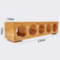 Bamboo Wood Wine Racks
