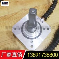 光电速度传感器TQG15BL(二通道长轴)